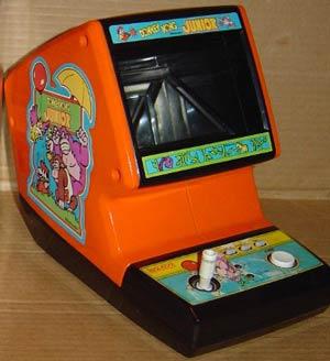 Coleco Tabletop Dk Jr Donkey Kong