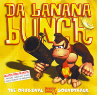 Da Banana Bunch soundtrack front cover